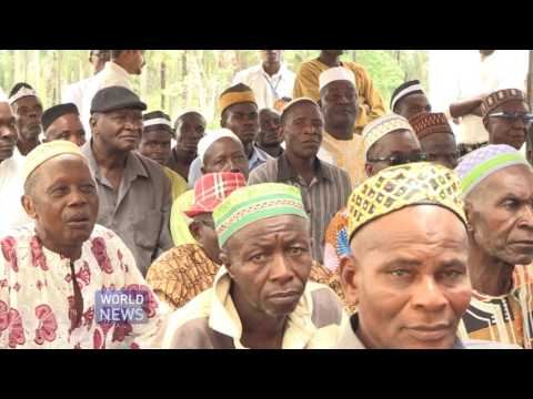 Sierra Leone opens new Mosque