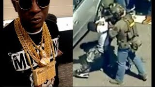 Helicopter Footage Boosie Beaten & Drag By Police During Arrest..DA PRODUCT DVD