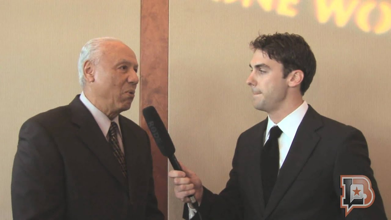 The 60 Chris Ganter Interviews Lenny Wilkens