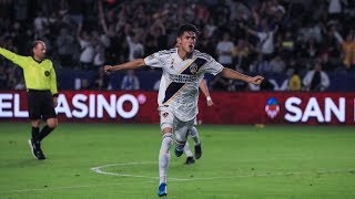 GOAL: Uriel Antuna finds the back of the net from close range after hustle play from Cristian Pavon