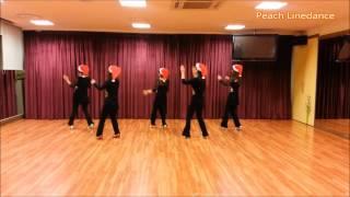Santa Claus Boogie Line Dance