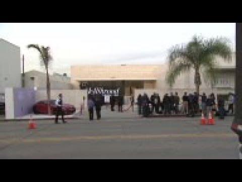 Kris Jenner talks Kendall Jenner at Victoria's Secret Fashion Show and new Grandson, Saint