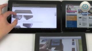 Битва планшетов с лучшими экранами: Apple против ASUS и Acer(Сравнительный обзор планшетов Apple iPad 3, ASUS Transformer Pad Infinity TF700T, Acer Iconia Tab A701 Когда хочется купить новый планшет,..., 2012-07-17T15:33:10.000Z)