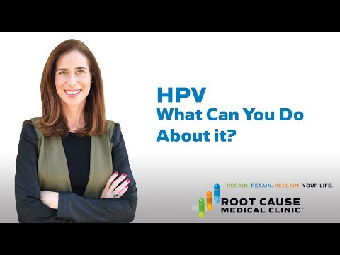 HPV - What Can You Do About it?