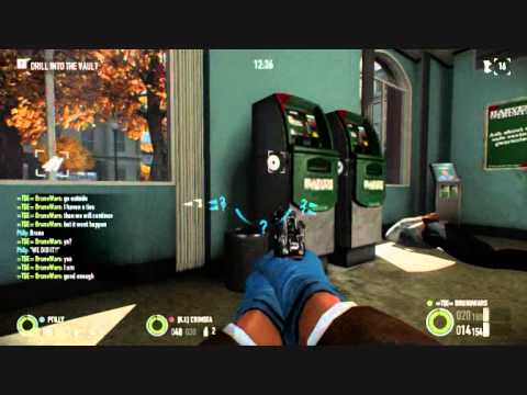 PAYDAY 2 Harvest Trust Bank: Full Stealth + All deposit boxes