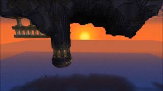 Download [Minecraft Timelapse] Floating Island Of Altidor Mp3 and Videos