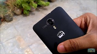 Micromax Canvas Amaze 2 CAMERA REVIEW