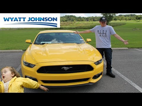 2017 Ford Mustang GT (Manual) Full Review