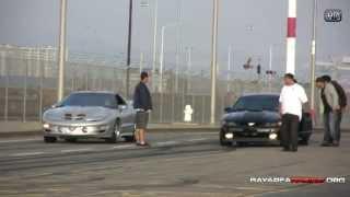 Mach 1 Mustang vs Trans Am WS6