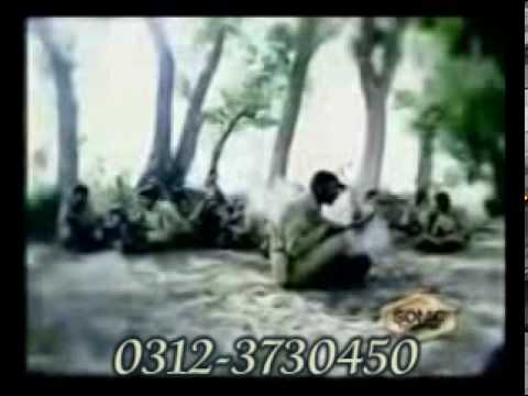 (Teri Meri Ye Dosti) PAK ARMY SONG  BY  JAWAD AHMAD