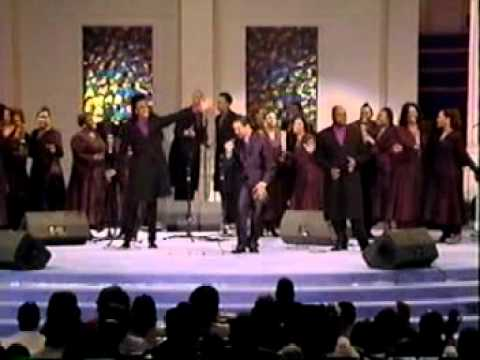 "Richard Smallwood with Vision!""Hold On,Don't Let Go!"""