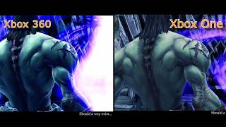 Darksiders II - Original Vs Deathinitive Edition