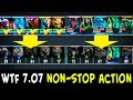 WTF this game — 7.07 non-stop action Newbee vs VG