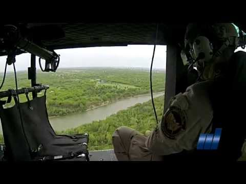 CBP Chopper Patrol
