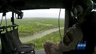 CBP Chopper Patrol
