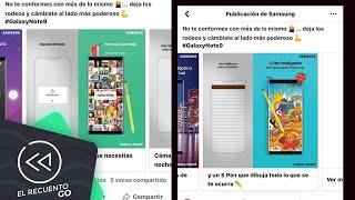 Samsung se burla de Apple en Costa Rica | El Recuento Go