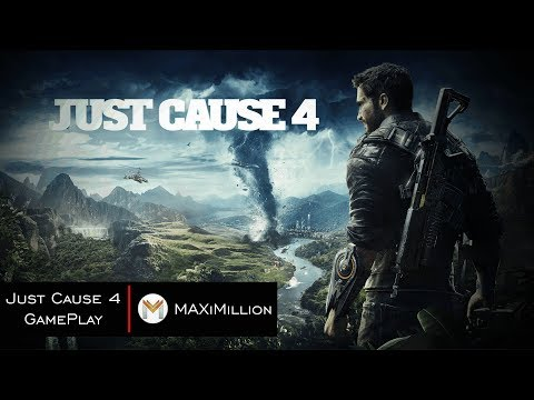 Let's Play Just Cause 4 | Intro - Operation White Out | First Impression | 1080p 60 FPS HD Game Play