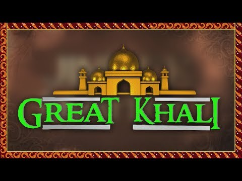 GREAT KHALI ➤ 1st Custom Titantron