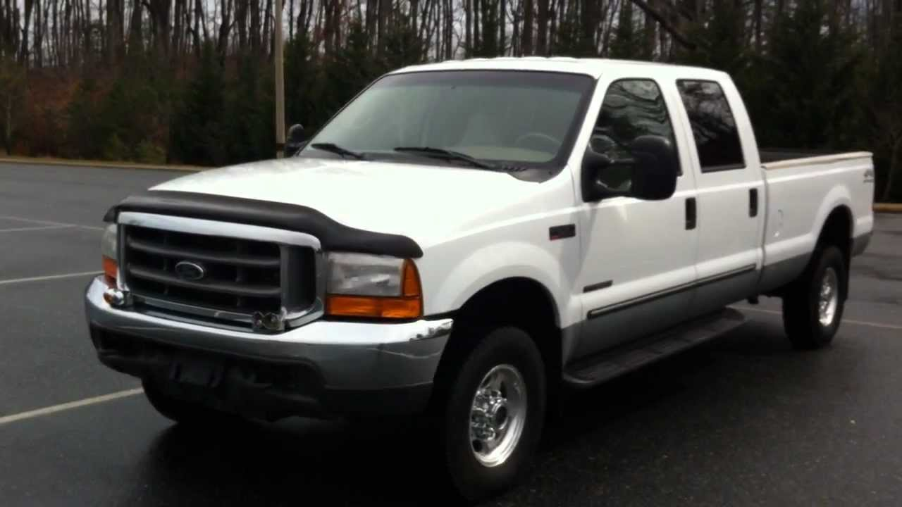 2000 ford f350 crew cab lariat 7 3l powerstroke for sale