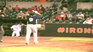 Max Kuhn Homers For The Lake Monsters