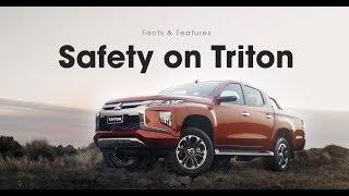 Download Video New Mitsubishi Triton -  Safety on Triton   Mitsubishi Motors NZ MP3 3GP MP4