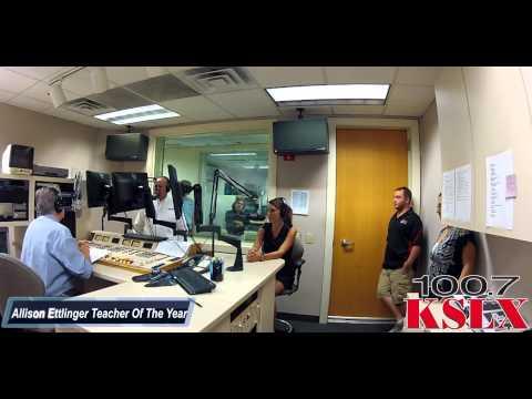KSLX & Landings Credit Union Teacher Of The Year Award