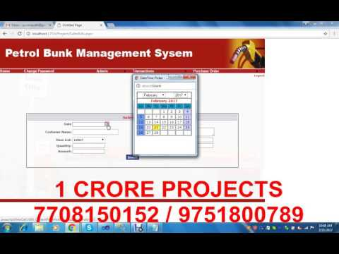 Gas Agency Management System