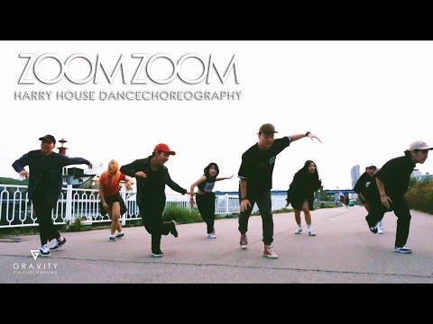 Zoom Zoom ft. Wyclef Jean - Gorgon City | Harry House dance Choreography