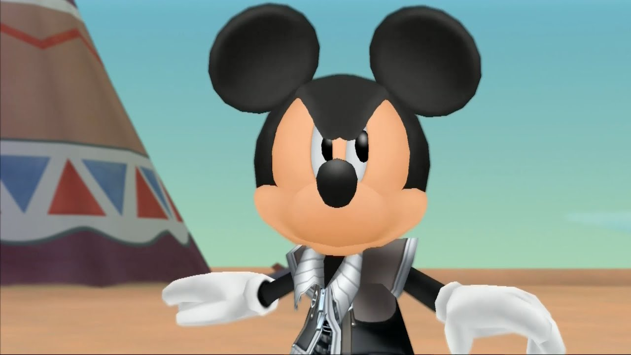 Mickey Mouse suspicious birth by sleep