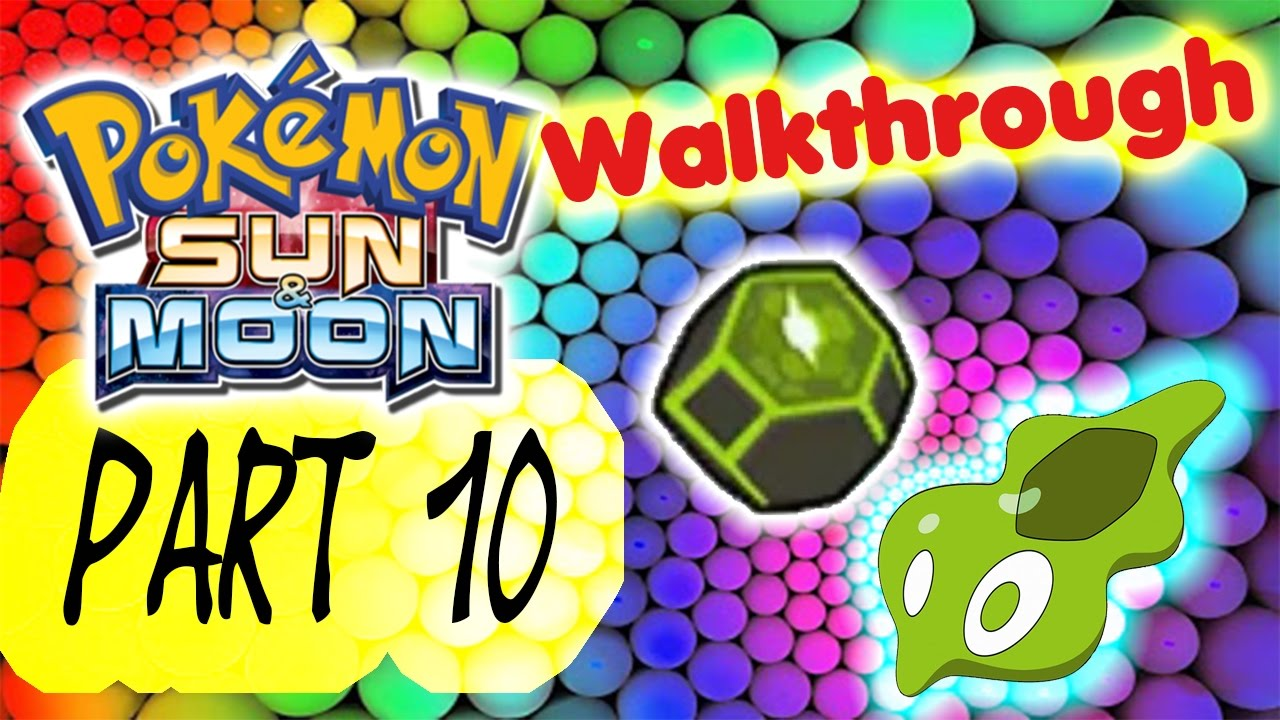 how to get zygarde pokemon sun