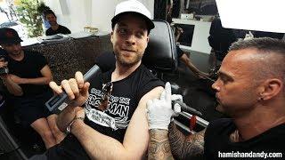 Cool Boys Get Tattoos