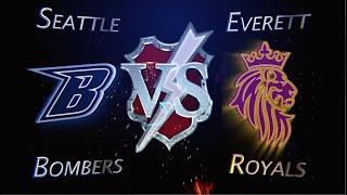 Bombers Vs Royals Full Game 6/5/21