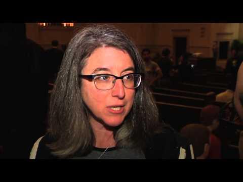 Cindy Cohn Legal Director EFF Interview With EthicsInTech @ Aaron Swartz Memorial