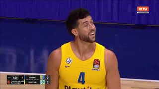 KHIMKI MOSCOW REGION vs MACCABI PLAYTIKA TEL AVIV (OCTOBER 23, 2020)