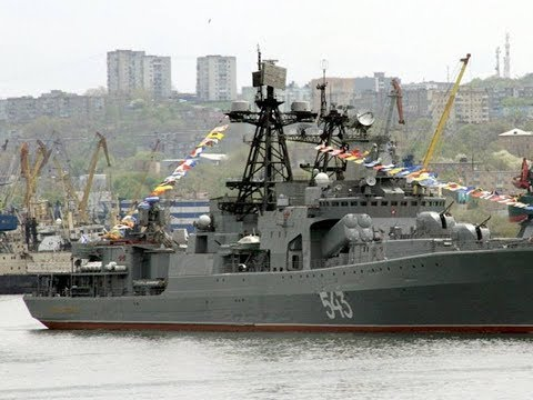 Syria Crisis: Russia's Pacific Fleet to receive 10 advanced warships and support vessels in 2018