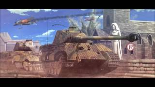 Repeat youtube video Panzerkampf - 1 hour