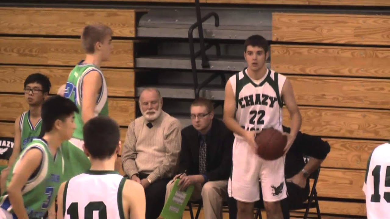 Chazy - Seton Catholic Boys  12-14-15