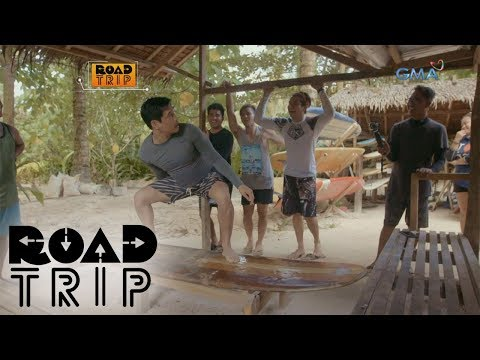 Road Trip: Surfing 101 in Siargao