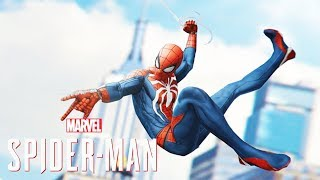 Spider-Man PS4 - No Web Swinging In Some Areas, Charge Jump, Suspended Matrix & More!