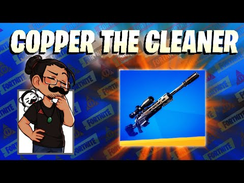 The Cleaner 1st Look | Fortnite STW - Weekly Shop Reset