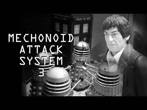 Mechonoid Attack System 3