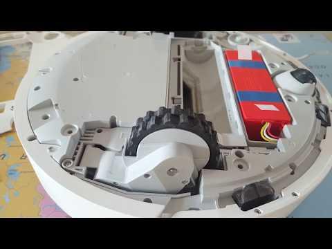 Xiaomi vacuum cleaner battery repair
