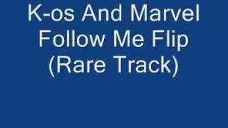K-os And Marvel Follow Me Flip (Rare Track)