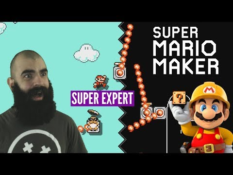 Dumpster Diving | Super Expert No Skips Challenge | Mario Maker [XI]