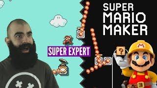 Dumpster Diving | Super Expert No Skips Challenge | Mario Maker [XI]