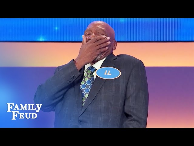 This answer sounds SO wrong! | Family Feud