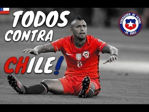 Especial / Selección Chilena  - Clasificatorias Rusia 2018