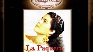 La Paquera de Jerez - Hasta El Alma Me Duele, Tientos (VintageMusic.es)