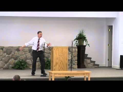 ELKHORN COMMUNITY CHURCH 03-24-2013 THE MESSAGE
