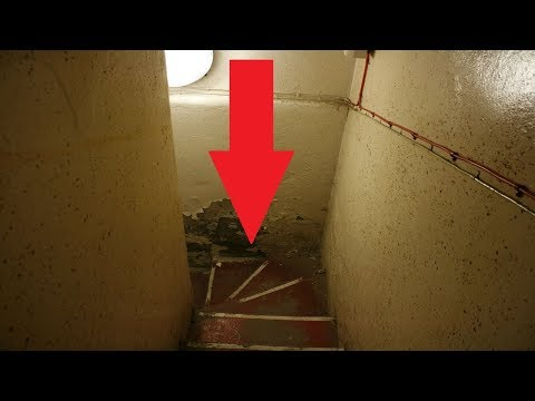 A Man Found a Secret Room in an Abandoned Building. Where it Led Was Astounding